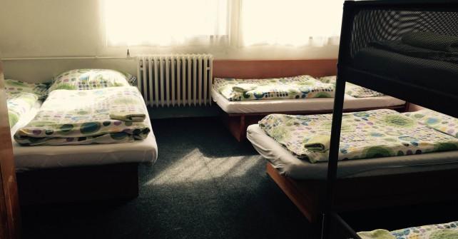 Pětilůžkové pokoje